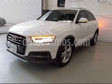 Foto venta Auto usado Audi Q3 2.0L Elite TDI  (2017) color Blanco precio $489,000