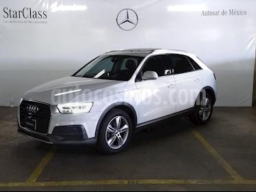 Audi Q3 2.0L Elite TDI  usado (2017) color Blanco precio $459,000
