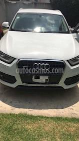 Foto Audi Q3 2.0L Luxury TDI usado (2014) color Blanco Glaciar precio $275,000