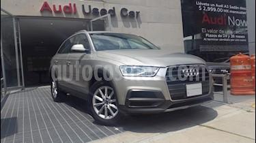 Foto venta Auto Seminuevo Audi Q3 2.0L Luxury TDI (2017) color Blanco precio $480,000