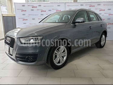 Foto venta Auto usado Audi Q3 2.0L Luxury TDI (2014) color Gris precio $259,000