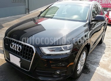 Foto venta Auto usado Audi Q3 2.0L Luxury TDI (2014) color Negro Phantom precio $240,000