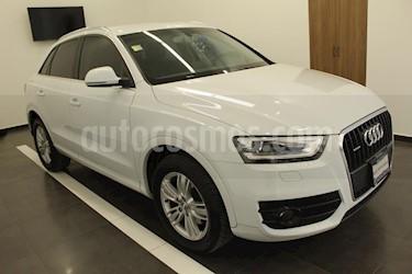 Foto venta Auto usado Audi Q3 2.0L Luxury TDI (2014) color Blanco precio $285,000