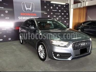 Foto venta Auto usado Audi Q3 5p Luxury L4/2.0/170/T Aut (2013) color Gris precio $279,000