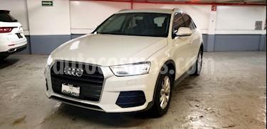 Foto venta Auto usado Audi Q3 5p Luxury L4/2.0/220/T Aut (2016) color Blanco precio $329,000