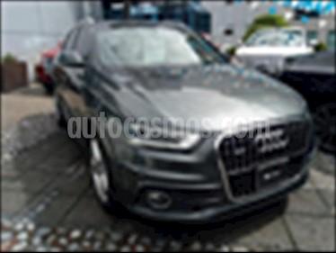 Foto Audi Q3 5P Q3 S LINE 2.0 usado (2013) color Gris Oscuro precio $289,000