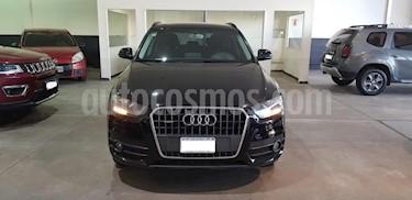 Audi Q3 2.0 T FSI Quattro 170 Cv usado (2013) color Negro precio $1.400.000