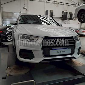Audi Q3 2.0 T FSI Quattro S-tronic 211 Cv usado (2016) color Blanco Glaciar precio u$s38.600