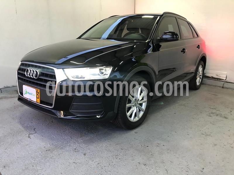 Audi Q3 1.4 TFSI Attraction usado (2018) color Negro precio $88.990.000
