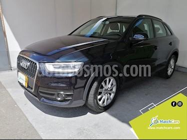 Audi Q3 1.4 S-Tronic Ambition usado (2014) color Azul precio $59.590.000