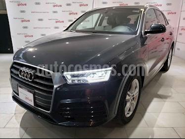 Foto venta Auto usado Audi Q3 Elite (180 hp) (2018) color Gris precio $515,000