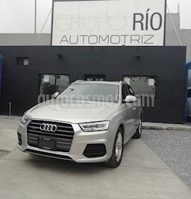 Foto venta Auto usado Audi Q3 Elite (180 hp) (2017) color Plata Hielo precio $435,000