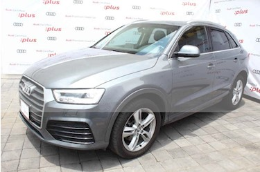 Foto venta Auto usado Audi Q3 Elite (180 hp) (2018) color Gris precio $525,000