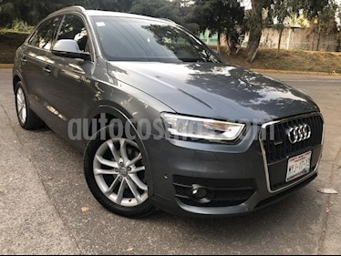 Foto venta Auto Seminuevo Audi Q3 Elite (211Hp)  (2013) color Gris precio $279,000