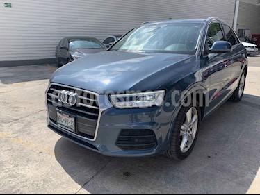 Audi Q3 Elite (220Hp) usado (2017) color Azul precio $445,000