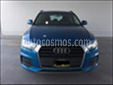 Foto venta Auto usado Audi Q3 Luxury (150 hp) (2016) color Azul Electrico precio $320,000