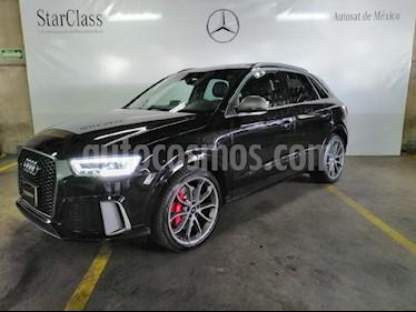 Audi Q3 Luxury (150 hp) usado (2018) color Negro precio $819,000