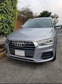 Foto Audi Q3 Luxury (150 hp) usado (2016) color Plata Hielo precio $365,000
