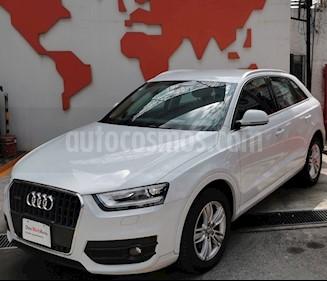 Audi Q3 Luxury (170 hp) usado (2014) color Blanco Glaciar precio $260,000