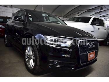 Foto venta Auto usado Audi Q3 Luxury (211Hp) (2015) color Negro precio $369,000