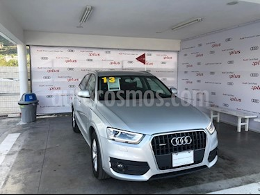Foto venta Auto usado Audi Q3 Luxury (2013) color Plata precio $260,000