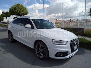 Audi Q3 S-Line usado (2014) color Blanco precio $330,000