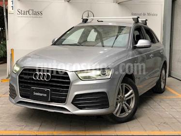 Audi Q3 S Line (180 hp) usado (2016) color Plata precio $350,000