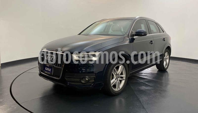 Audi Q3 2.0L Elite TDI  usado (2013) color Azul precio $262,999