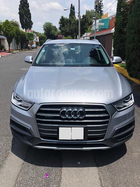 Audi Q3 Select (180 hp) usado (2018) color Plata precio $430,000