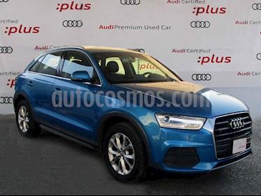 Audi Q3 5p Luxury L4/2.0/180/T Aut usado (2016) color Azul precio $300,000