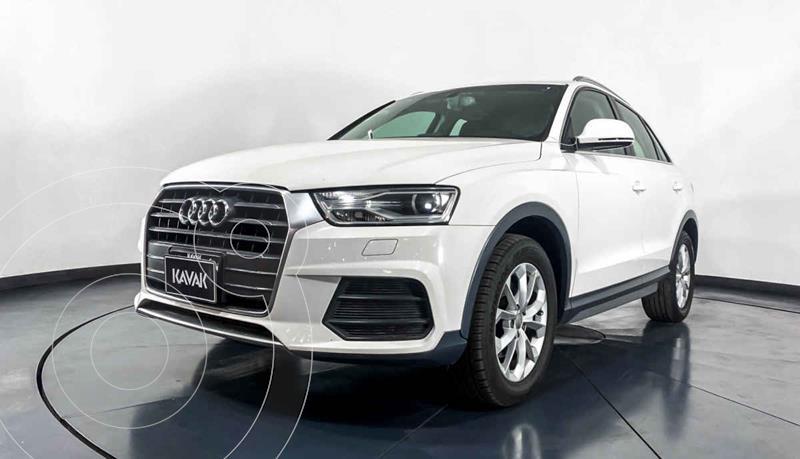 Foto Audi Q3 Elite (180 hp) usado (2017) color Blanco precio $329,999