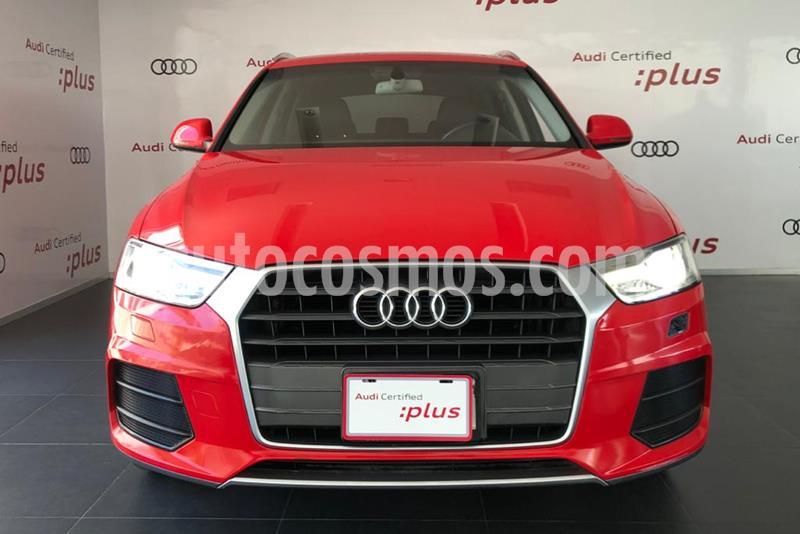 Audi Q3 Luxury (150 hp) usado (2016) color Rojo precio $295,000