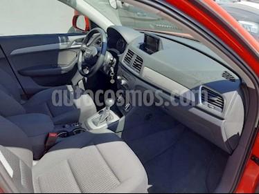 Audi Q3 5P TRENDY 170 HP S TRONIC RA-17 usado (2015) color Naranja precio $260,000