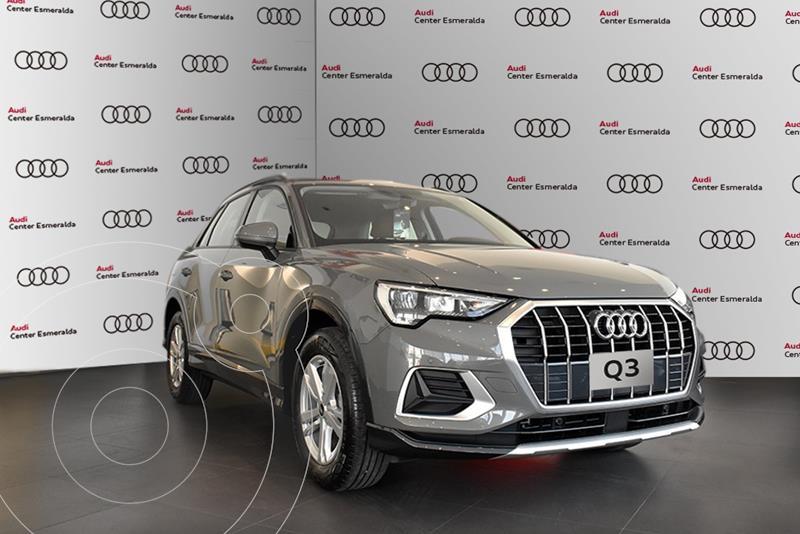 Foto Audi Q3 35 TFSI Select   nuevo color Gris Daytona financiado en mensualidades(enganche $152,000)