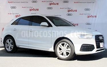 Audi Q3 5p S Line L4/1.4/T Aut usado (2017) color Blanco precio $370,000