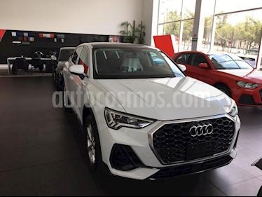 Audi Q3 Sportback 35 TFSI Select nuevo color Blanco Glaciar precio $664,900
