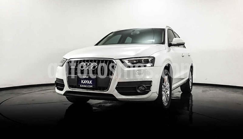 Audi Q3 S Line (170 hp) usado (2015) color Blanco precio $307,999
