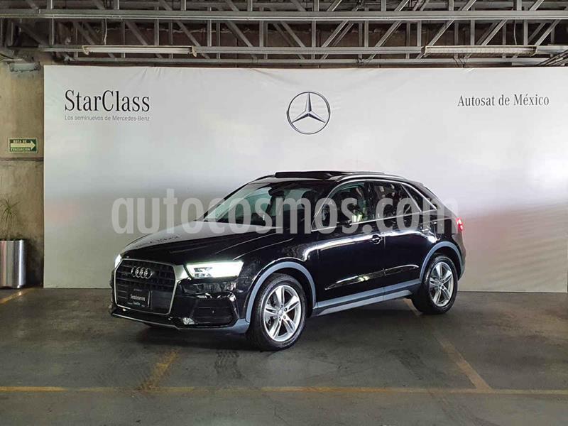 Audi Q3 Elite (220Hp) usado (2017) color Negro precio $439,000