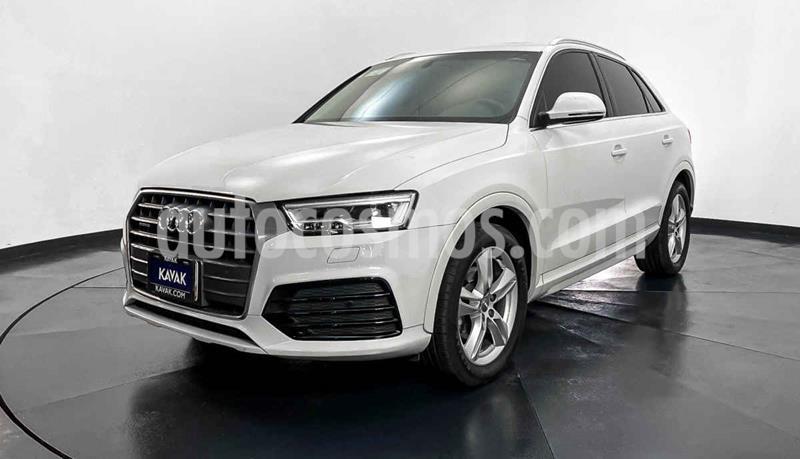 Audi Q3 Elite (180 hp) usado (2018) color Blanco precio $479,999