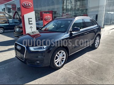 Audi Q3 Elite (211Hp) usado (2015) color Azul precio $298,900