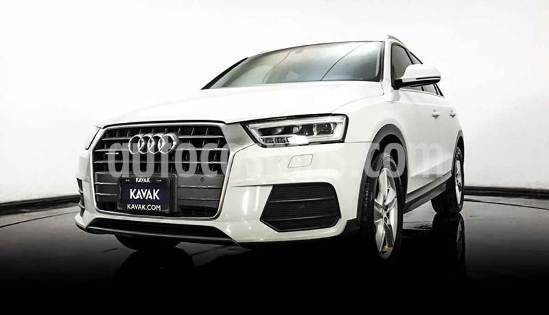 Audi Q3 Elite (180 hp) usado (2017) color Blanco precio $449,999
