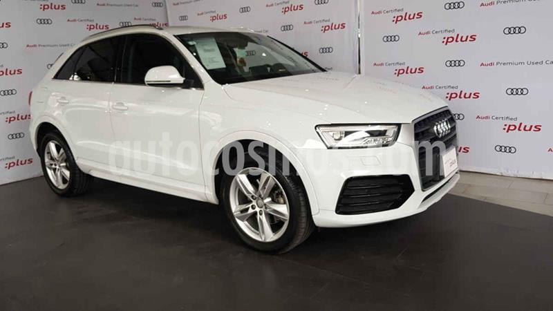 Audi Q3 Elite (220Hp) usado (2017) color Blanco precio $425,000
