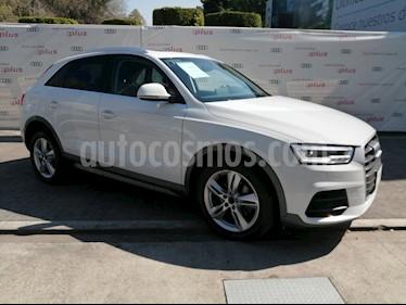 Audi Q3 Elite (180 hp) usado (2017) color Blanco Glaciar precio $435,000