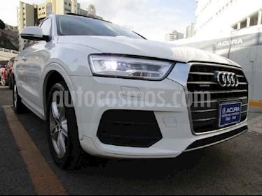 Audi Q3 5p Elite L4/2.0/180/T Aut usado (2017) color Blanco precio $438,000