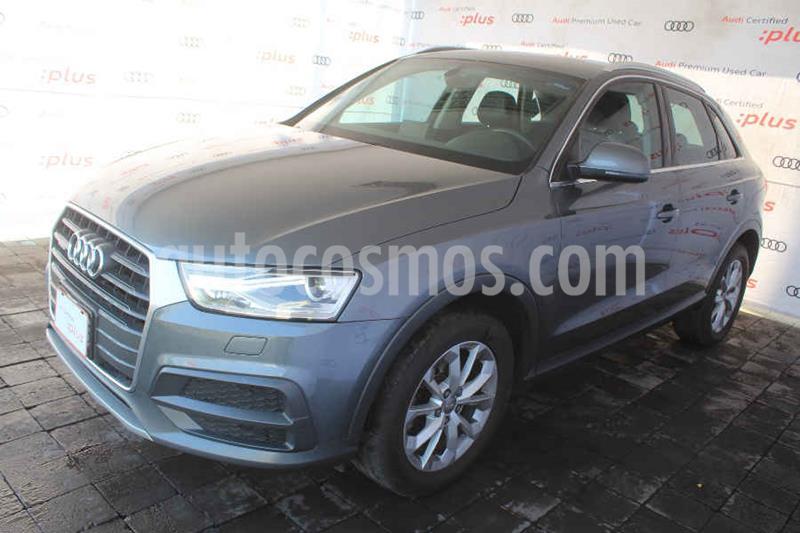 Audi Q3 Select (180 hp) usado (2018) color Gris precio $400,000