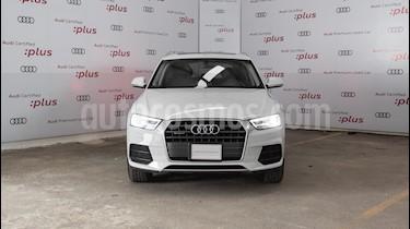Foto Audi Q3 Elite (180 hp) usado (2017) color Blanco precio $400,000