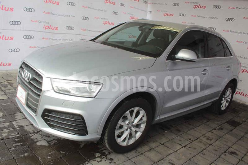 Foto Audi Q3 Select (180 hp) usado (2018) color Plata precio $425,000