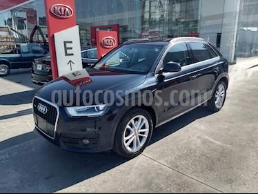 Audi Q3 Elite (211Hp) usado (2015) color Azul precio $275,000