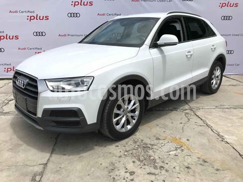 Audi Q3 Luxury usado (2017) color Blanco precio $335,000