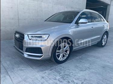 Audi Q3 S Line (150 hp) usado (2018) color Plata Hielo precio $469,000